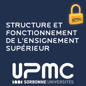 Confrence sur la structure et le fonctionnement de l'enseignement suprieur